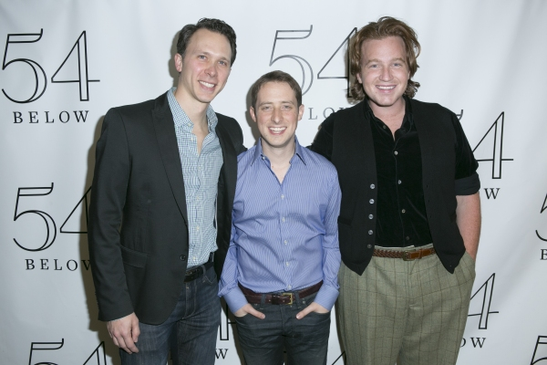 Michael Deleget, Jonathan Read Gealt and Adam Armstrong