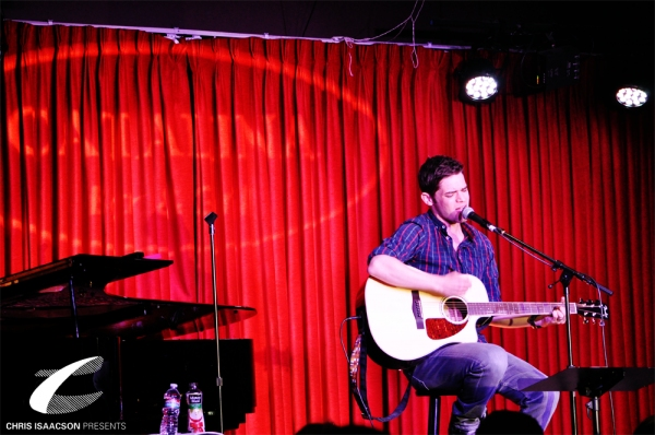 Jeremy Jordan Creates a Smashing LA Cabaret Debut