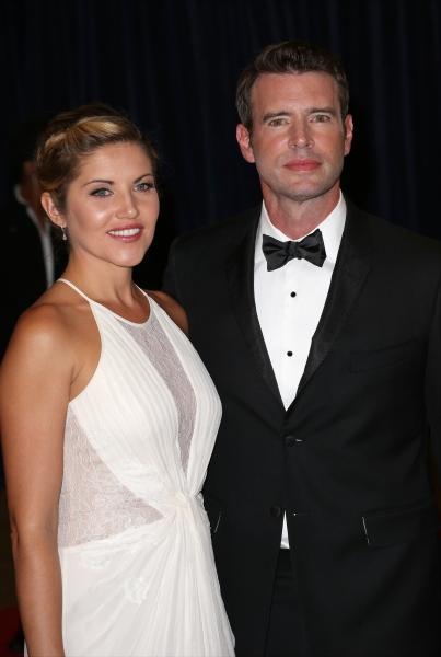 Marika Dominczyk and Scott Foley Photo