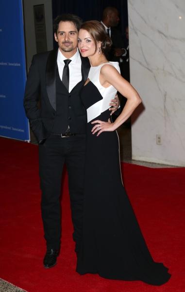 Brad Paisley and Kimberly Williams-Paisley Photo