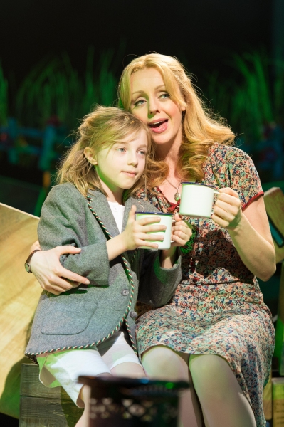 Photo Flash: Haley Flaherty, Alex Gaumond & More in West End's MATILDA
