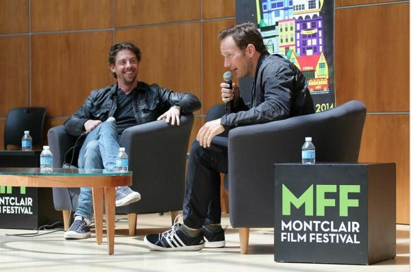 Photo Flash: Christian Borle & Patrick Wilson 'In Conversation' at Montclair Film Festival