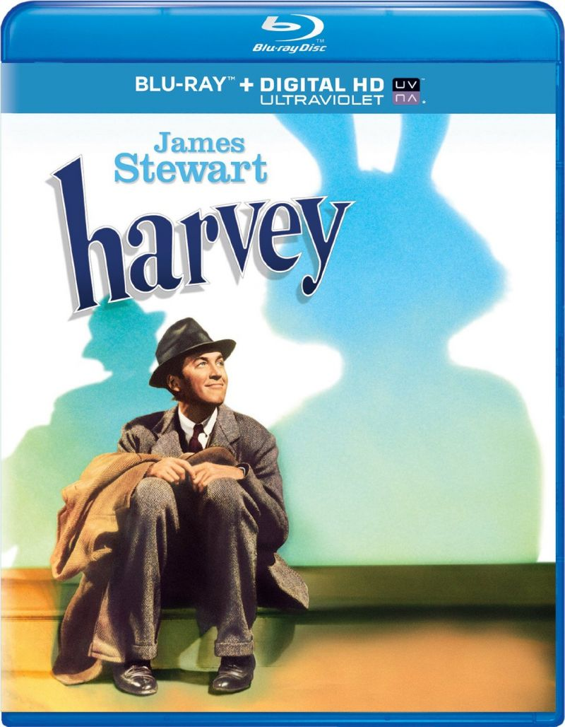 HARVEY Now Available On Blu-Ray