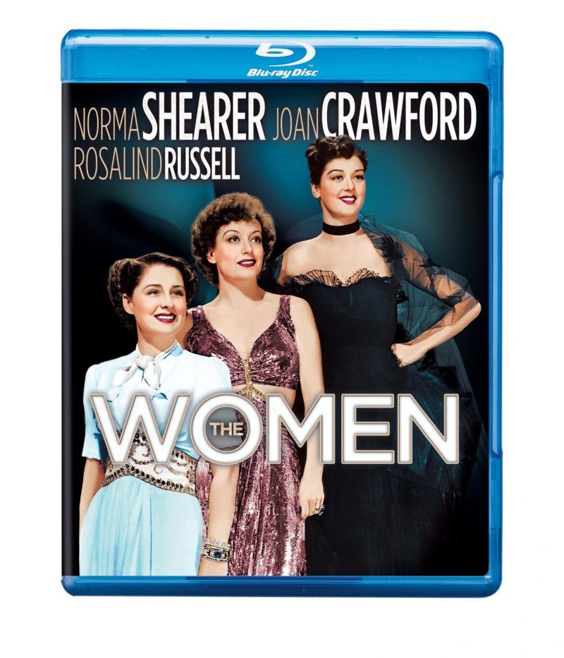 THE WOMEN Now Available On Blu-Ray