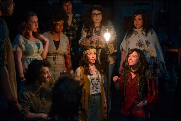Photo Flash: First Look at ATC's HAIR, Now Playing Through 6/29