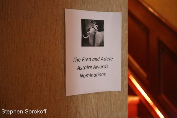 Photo Coverage: Inside the Fred and Adele Astaire Awards Nominations