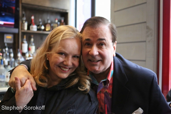Susan Stroman & Lee Roy Reems