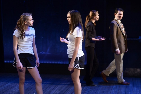 Photo Flash: First Look at Broadway Workshop's CARRIE: THE MUSICAL in NYC