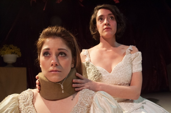 Photo Flash: First Look at DEBUTANTE. World Premiere at the Bernie Wohl Center