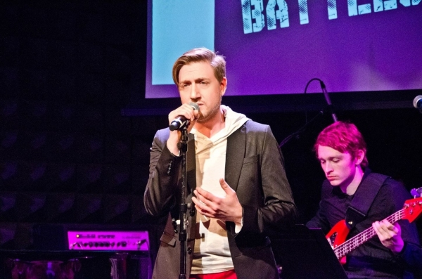 Photo Flash: Chondra Profit, Heather Parcells, Brian Craft and More in BROADWAY BATTLES BULLYING at Joe's Pub