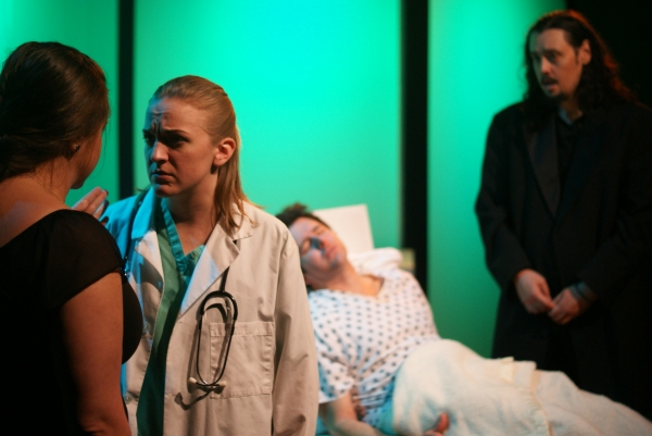 Photo Flash: Sneak Peek at MadLab's THEATRE ROULETTE 2014
