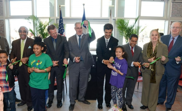 NYC Parks Cuts the Ribbon on Newly Improved Highbridge Rec Center