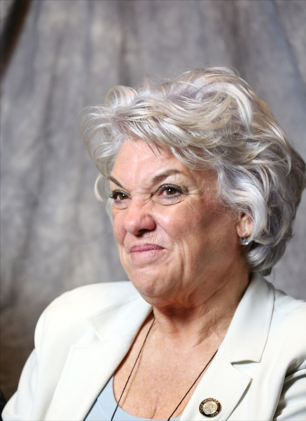 In the Spotlight Series: In the Tonys Photo Booth with Nominee Tyne Daly