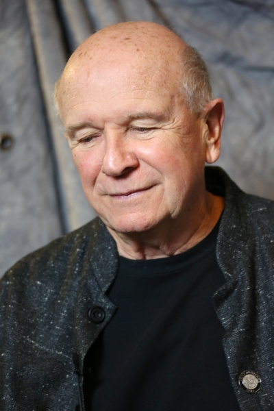 In the Spotlight Series: In the Tonys Photo Booth with Nominee Terrence McNally