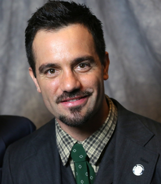 In the Spotlight Series: In the Tonys Photo Booth with Nominee Ramin Karimloo