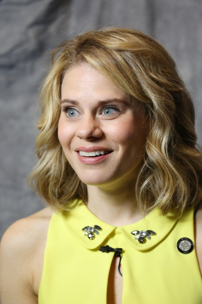 In the Spotlight Series: In the Tonys Photo Booth with Nominee Celia Keenan-Bolger