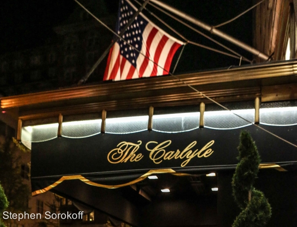 Photo Coverage: Steve Tyrell Brings THE GREAT AMERICAN SONGWRITER to Cafe Carlyle