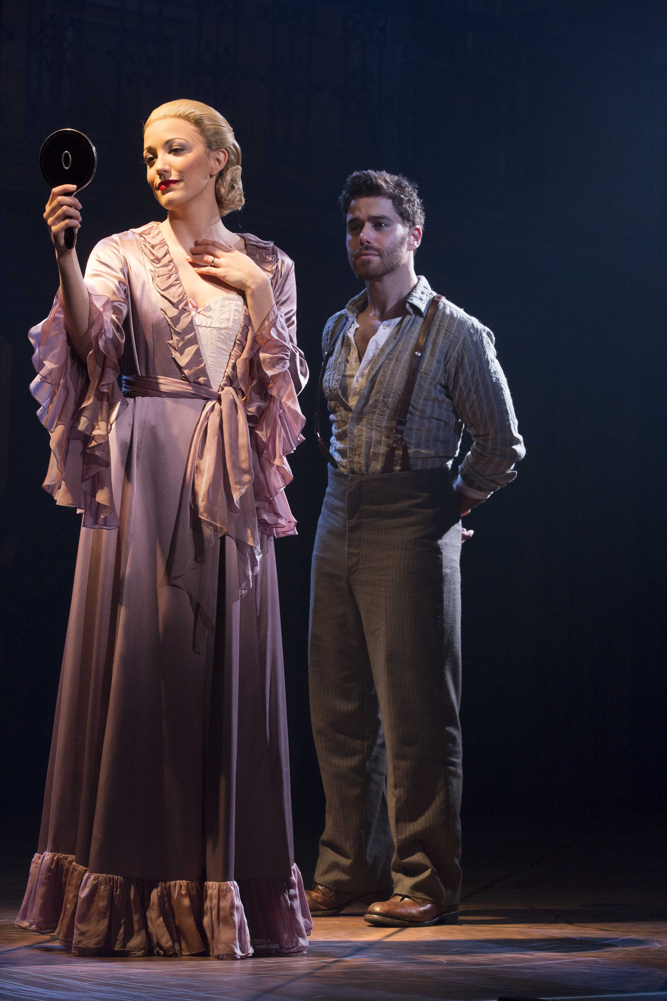 BWW Reviews: Theatre Under the Stars' EVITA has Gorgeous Heart and Grit