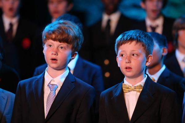 Photo Flash: John Cudia, Michael James Scott Lead Young At Arts Benefit