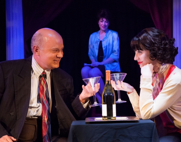 Photo Flash: First Look at Swift Creek Mill Theatre's BEYOND THE RAINBOW