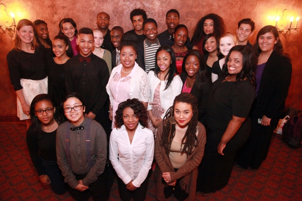 Contestants of the 6th Annual August Wilson Monologue Competition.