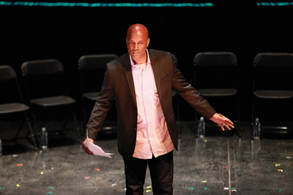 Photo Flash: More Shots of Winner Ashley Herbert, Denzel Washington and More at 2014 National August Wilson Monologue Competition