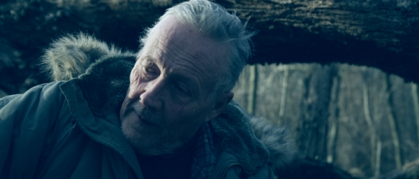 Local actor Thomas Roy plays Donald Esbenshade, the domineering father of the protagonist.
