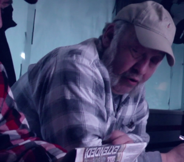 Photo Flash: Sneak Peek at MY FATHER, THE OLD HORSE and CHINA SYNDROME, Set to Screen at Elks Theatre
