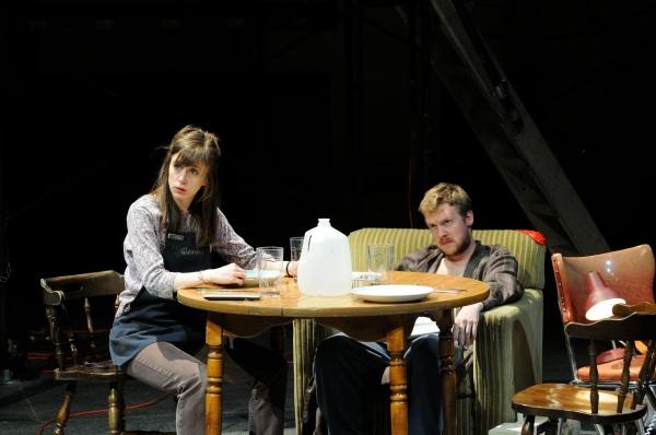 Devon Caraway and Ian McNeely Photo