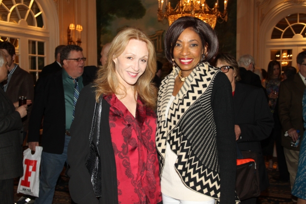 Jan Maxwell and Adriane Lenox