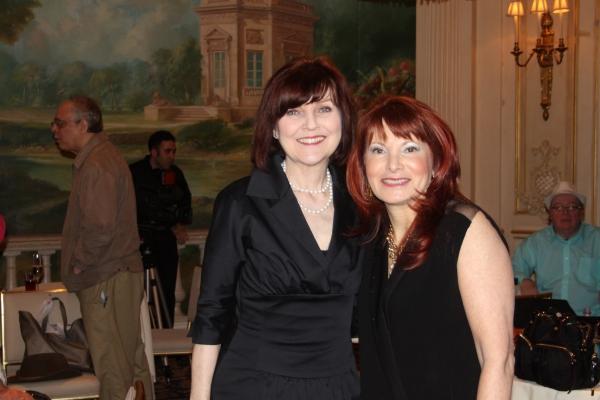 Ruthe Ponturo and Rosemary Kalikow