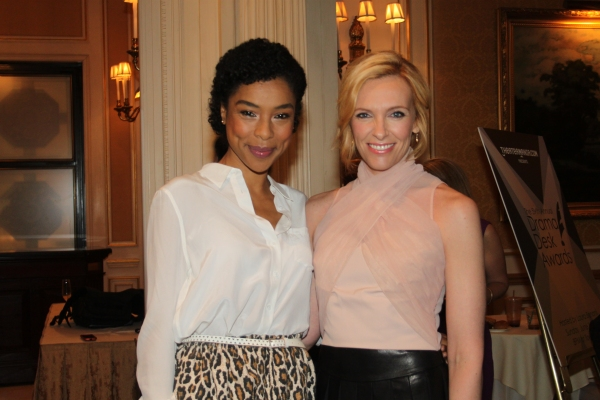 Sophie Okonedo and Toni Collette