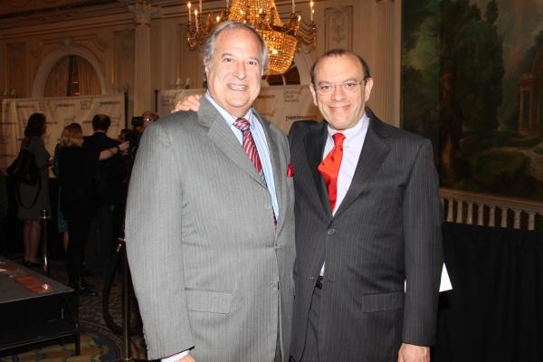 Stewart F. Lane and Joey Parnes
