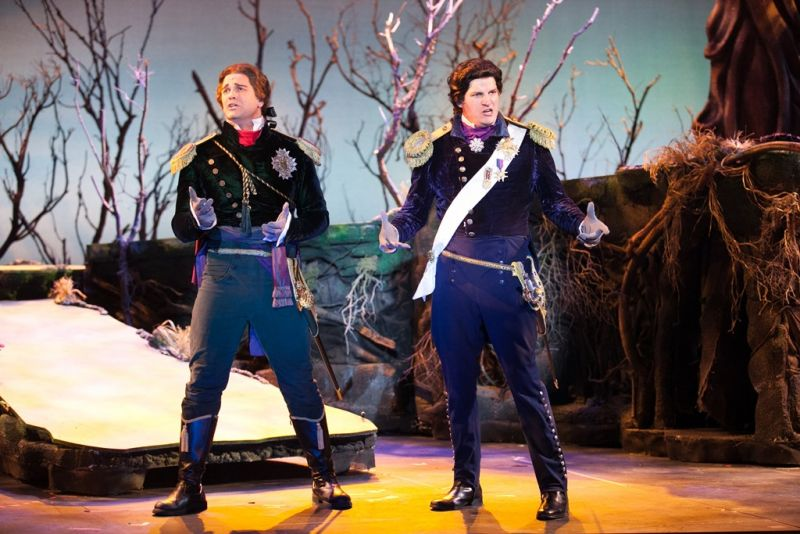 BWW Reviews: 3-D Theatricals Goes INTO THE WOODS