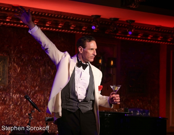 Photo Coverage: Mark Nadler Brings RUNNIN' WILD to 54 Below