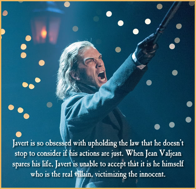 BWW Blog: 'Evolution of the Revolution' - All About Javert