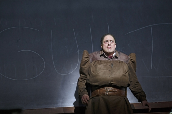 Photo Flash: First Look at Christopher Sieber as 'Miss Trunchbull' in Broadway's MATILDA!