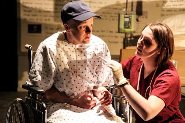 Photo Flash: First Look - AstonRep's WIT, Beginning Tonight at The Raven Theatre