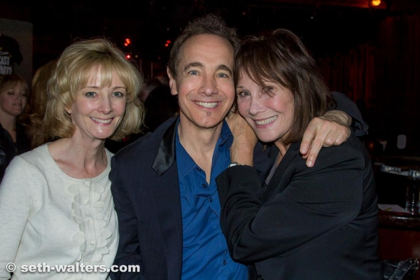Heather Lee, Jason Graae, and Michele Lee