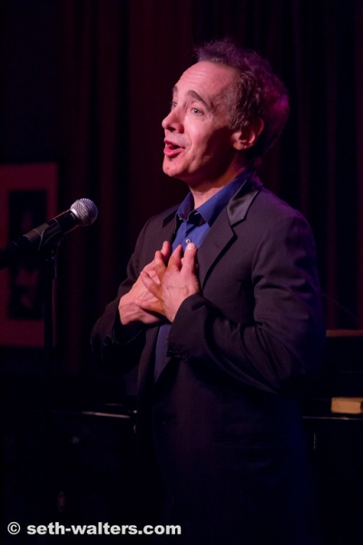 Photo Flash: Jason Graae Brings 49 AND A HALF SHADES OF GRAAE to Birdland