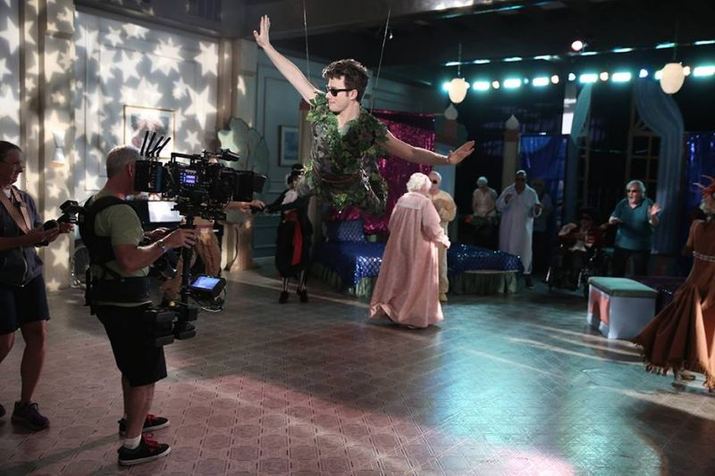 Behind The Scenes Of GLEE's 'Old Dog, New Tricks' With June Squibb & More