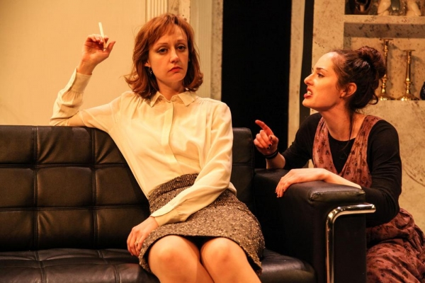Photo Flash: First Look - Interrobang Theatre's THE DOLL'S HOUSE PROJECT: IBSEN IS DEAD