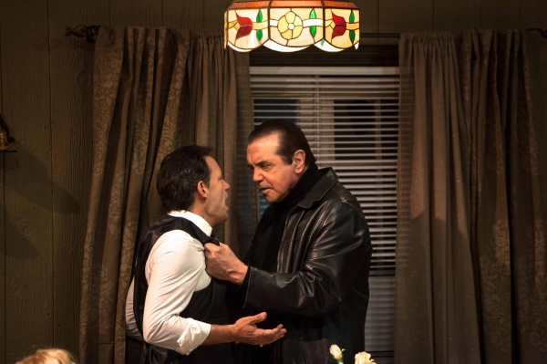 Photo Flash: First Look at Elephant Theatre's UNORGANIZED CRIME with Chazz Palminteri