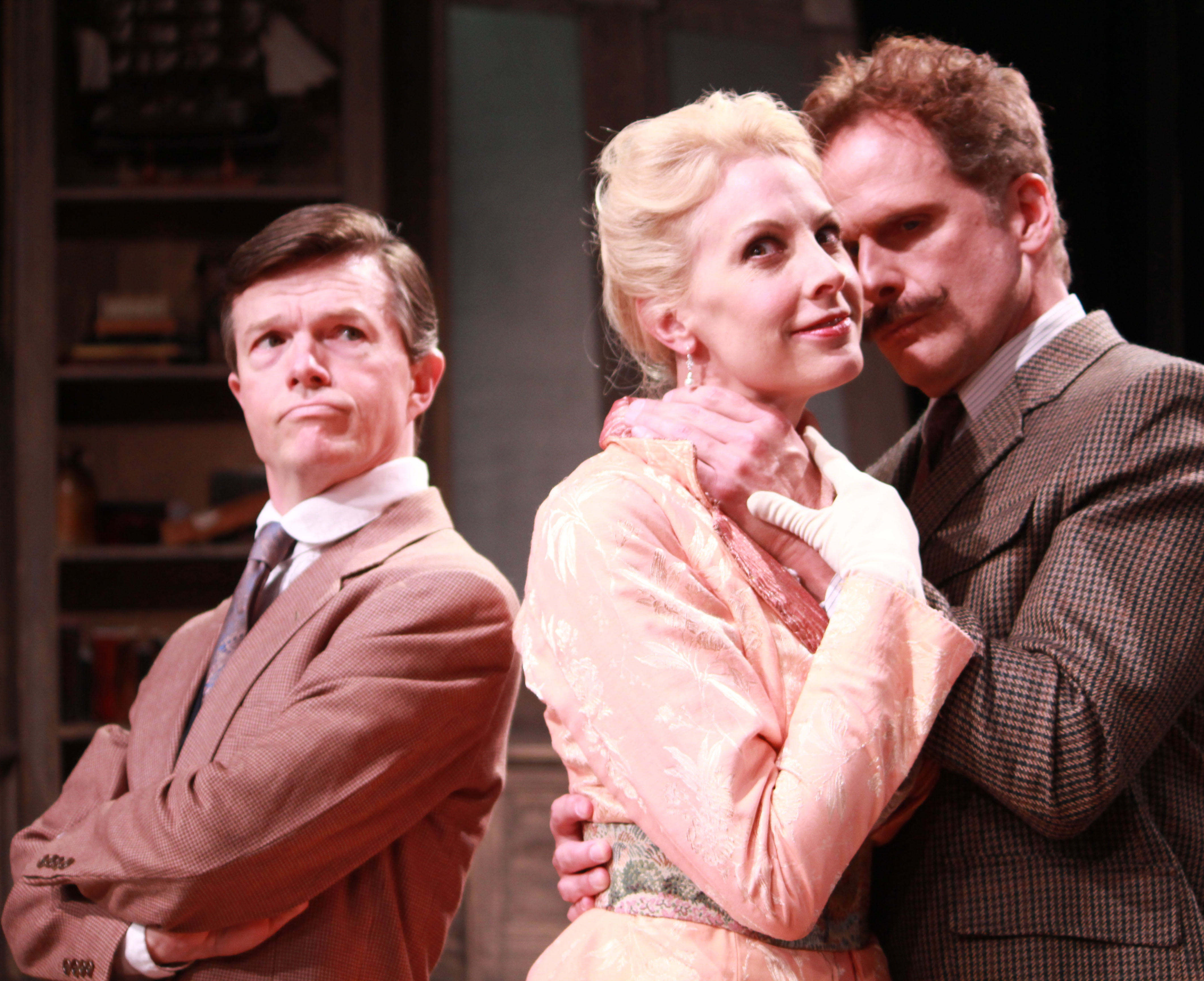 BWW Reviews: Main Street Theater's HEARTBREAK HOUSE is Thought Provoking Social Commentary