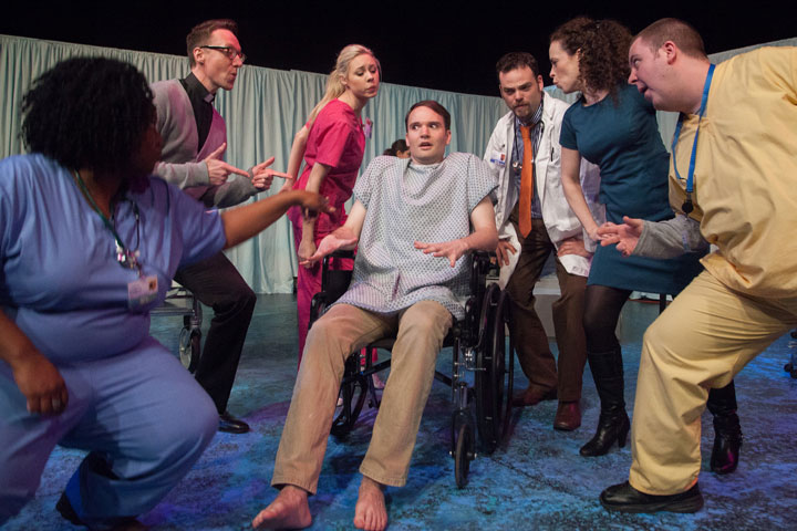 BWW Reviews: STAGEright's A NEW BRAIN Feels Undercooked