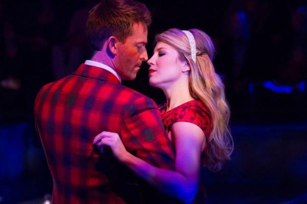 Levi Kreis and Ashley Blair Fitzgerald Photo
