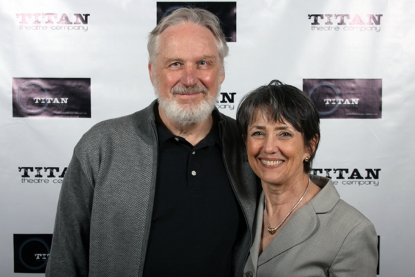 Photo Flash: Titan Celebrates Opening Night of KING LEAR at Queens Theatre