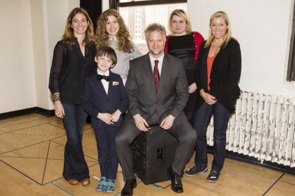 Gaye Taylor Upchurch, Lisa Joyce, Henry Kelemen, CJ Wilson, Nancy Harris, Mary McCann Photo