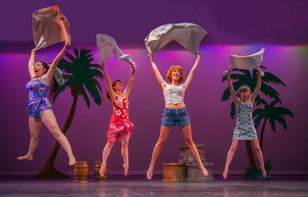 Photo Flash: Foothill Music Theatre's SOUTH PACIFIC, Running 7/24-8/10