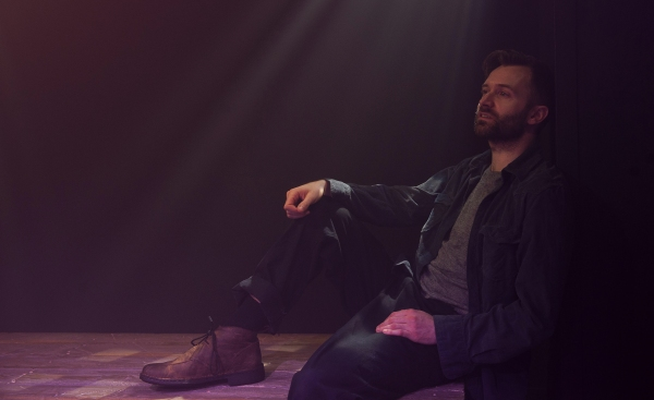 Photo Flash: First Look at Alastair Brookshaw in DE PROFUNDIS at Leicester Square